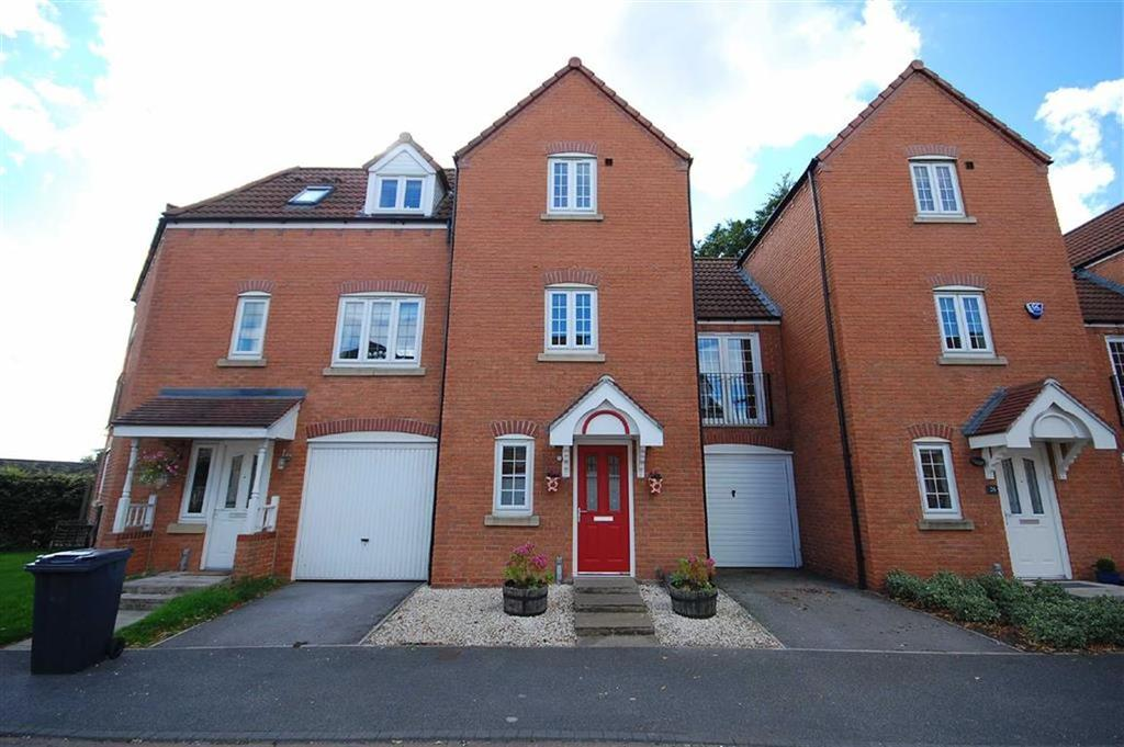 3 Bedrooms Town House for sale in Scholars Gate, Garforth, Leeds, LS25