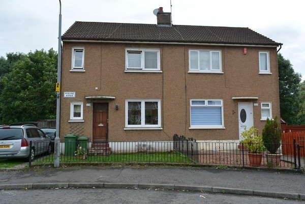 2 Bedrooms Semi-detached Villa House for sale in 234 Moraine Avenue, Blairdardie, Glasgow, G15 6JT