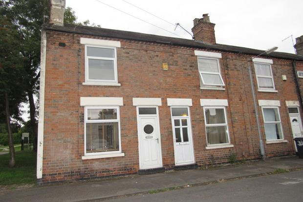 2 Bedrooms End Of Terrace House for sale in Arthur Street, Netherfield, Nottingham, NG4