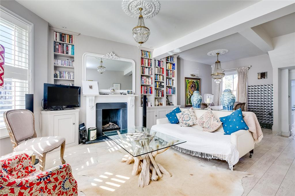 4 Bedrooms House for sale in New Kings Road, Parsons Green, Fulham, LONDON