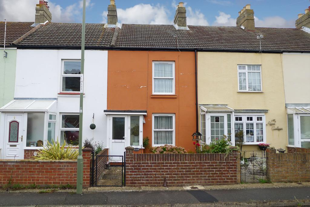 2 Bedrooms Terraced House for sale in LEE-ON-THE-SOLENT