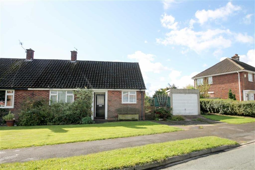 2 Bedrooms Semi Detached Bungalow for sale in Mount Pleasant Road, Davenham