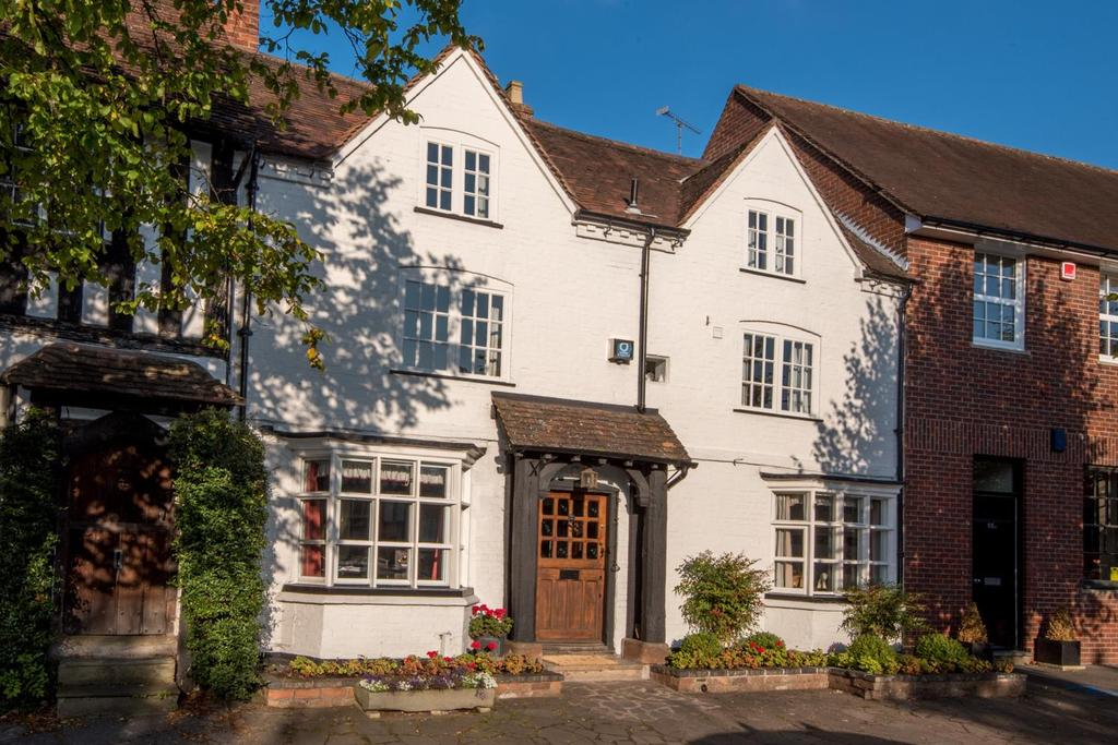 3 Bedrooms Terraced House for sale in High Street, Henley in Arden