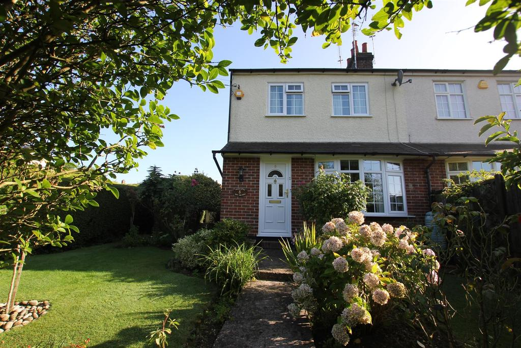 2 Bedrooms Semi Detached House for sale in Danbury, Chelmsford