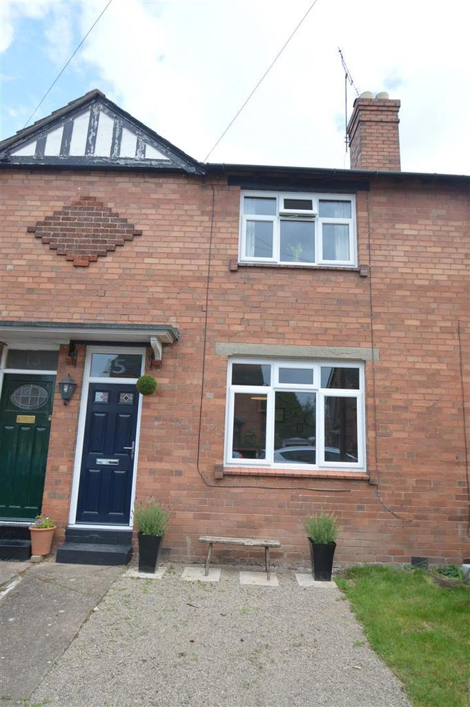 3 Bedrooms Terraced House for sale in 15 Belvidere Walk, Shrewsbury SY2 5LT