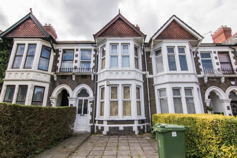 3 Bedrooms Terraced House for sale in Whitchurch Road, Cardiff