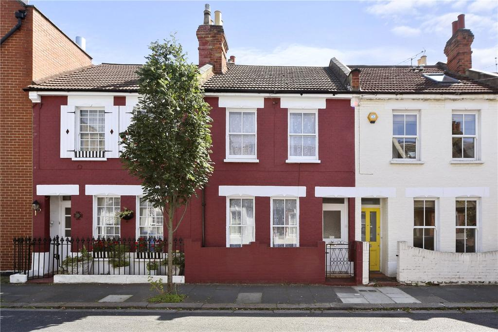 2 Bedrooms Terraced House for sale in Horder Road, London, SW6