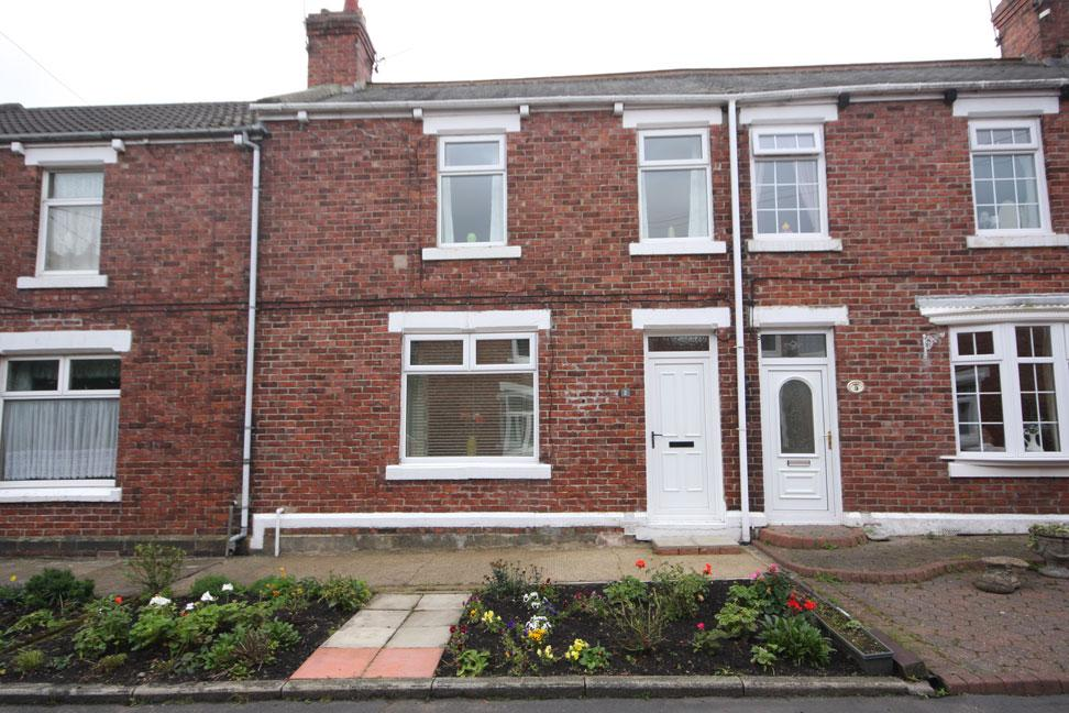 2 Bedrooms Terraced House for sale in Rose Terrace, Old Pelton Fell, Chester-le-Street DH2 2QZ