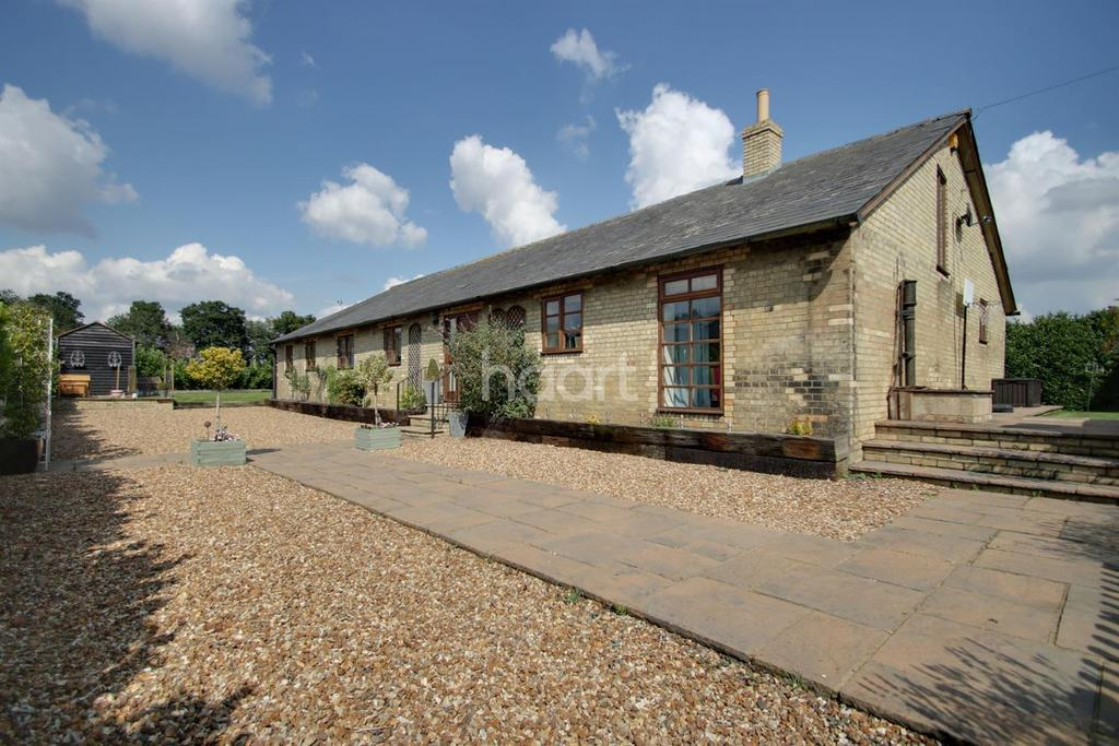 6 Bedrooms Detached House for sale in Oak Barn, Thriplow Heath