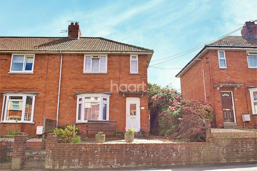 3 Bedrooms End Of Terrace House for sale in Rhode Lane, Bridgwater