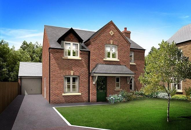 4 Bedrooms Detached House for sale in Shepherds Fold, Preston Brook