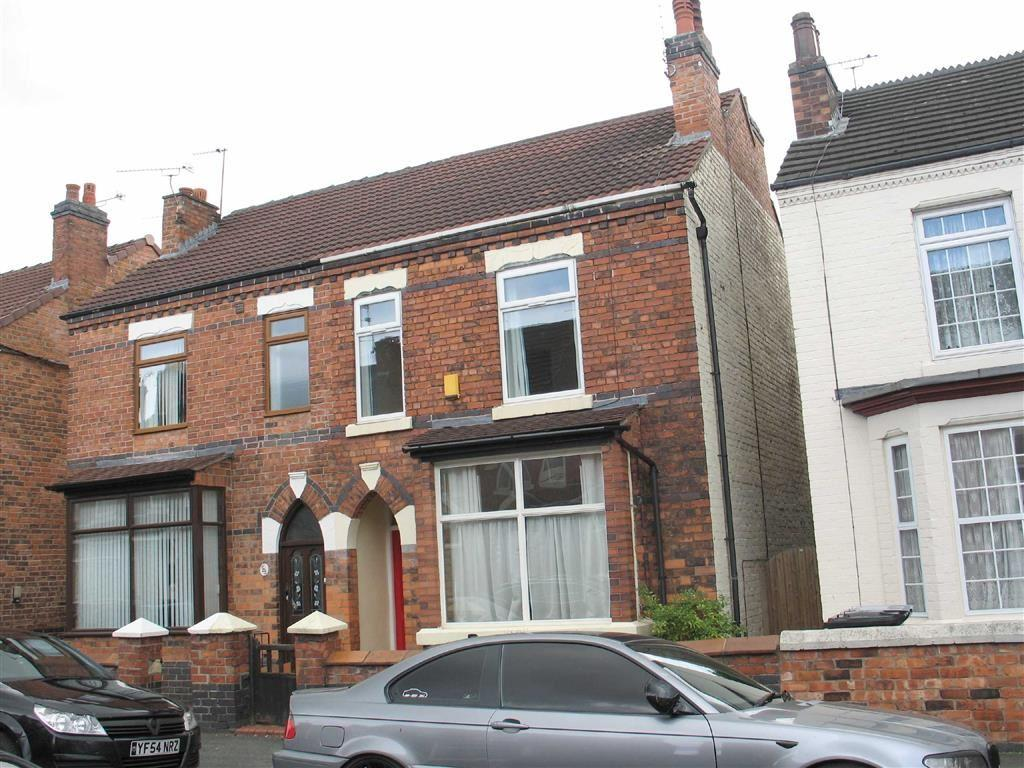 2 Bedrooms Semi Detached House for sale in Buxton Avenue, Crewe