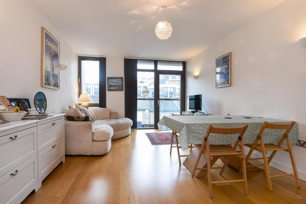 2 Bedrooms Flat for sale in Union Park, Greenwich