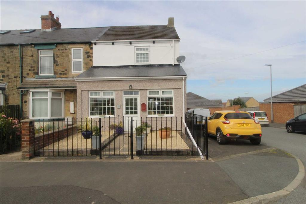 2 Bedrooms Terraced House for sale in Poplar Grove, Dipton, Dipton, County Durham