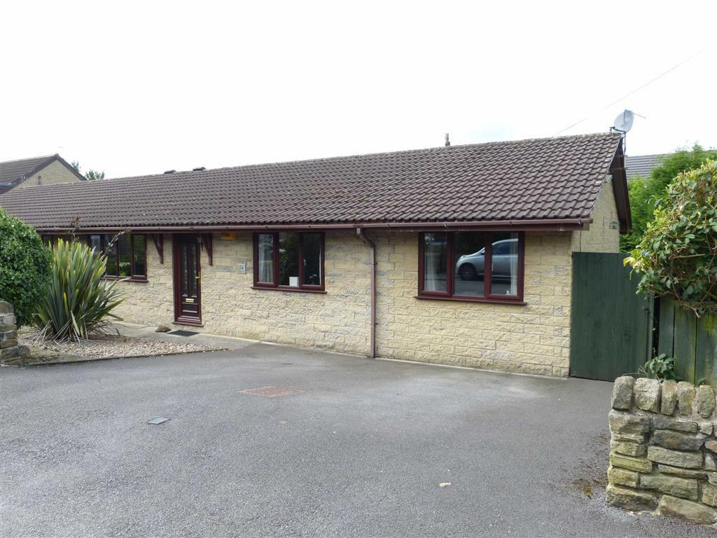 3 Bedrooms Semi Detached Bungalow for sale in Silk Street, Glossop