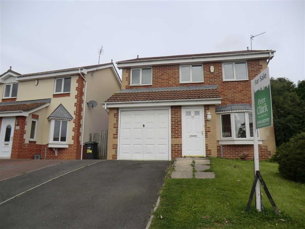 4 Bedrooms Detached House for sale in 29, Dean Park, Ferryhill