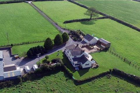 4 bedroom property with land for sale - Tremain, Cardigan