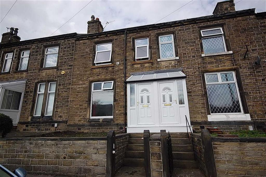 3 Bedrooms Terraced House for sale in Dudley Road, Marsh, Huddersfield, HD1