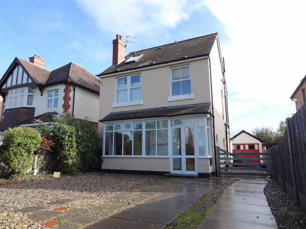 4 Bedrooms Detached House for sale in Wenlock Road, Shrewsbury