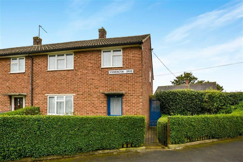 3 Bedrooms End Of Terrace House for sale in Stannington Drive, Longhill, Hull, East Yorkshire, HU8