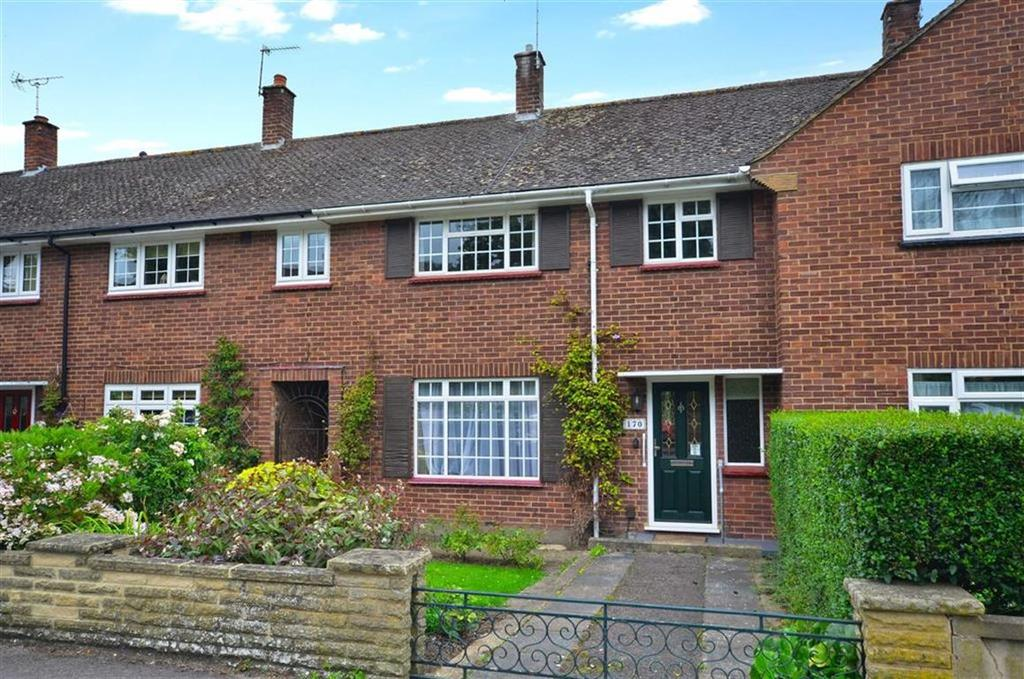 3 Bedrooms Terraced House for sale in Links Way, Croxley Green, Hertfordshire