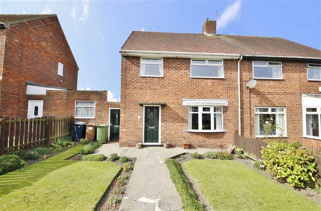 3 Bedrooms Semi Detached House for sale in Cambridge Road, Silksworth, Sunderland, SR3