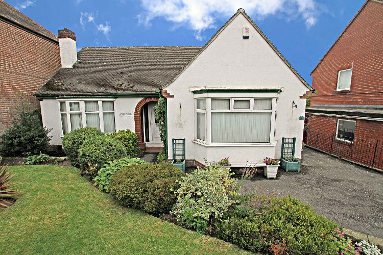 2 Bedrooms Bungalow for sale in Allendale Road Rotherham South Yorkshire