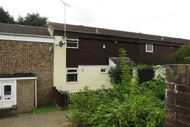 3 Bedrooms Terraced House for sale in Ellfield Court, Lings, Northampton, NN3