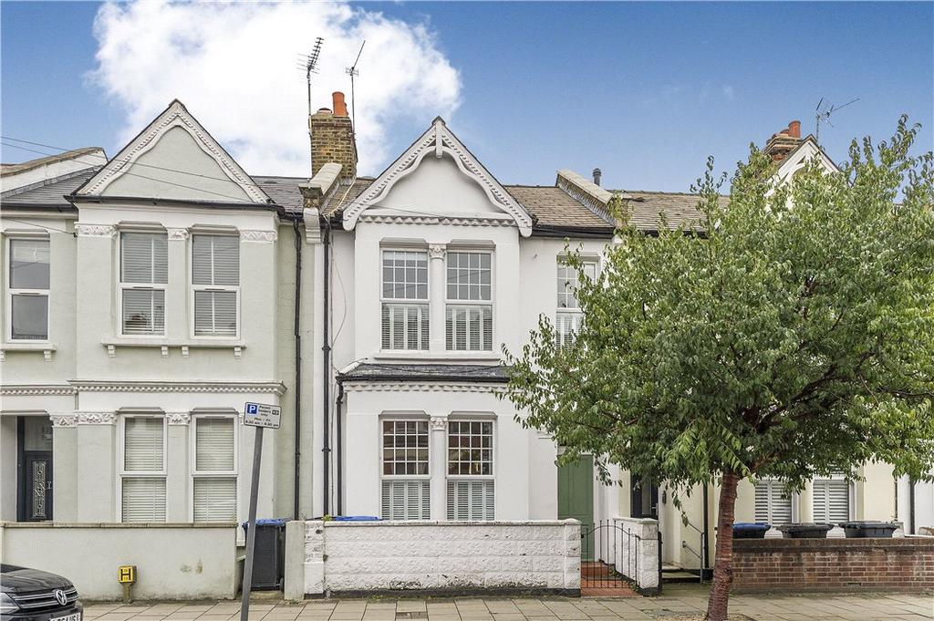 3 Bedrooms Terraced House for sale in Glengall Road, London, NW6