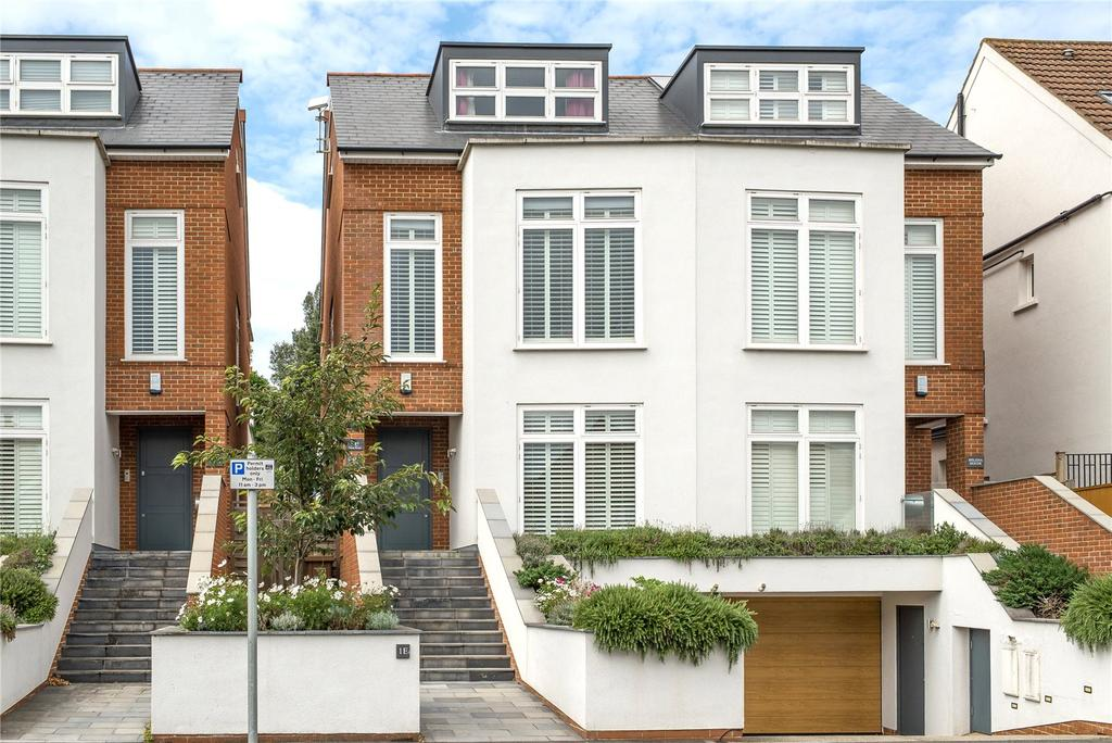 5 Bedrooms Detached House for sale in Dora Road, Wimbledon, London, SW19