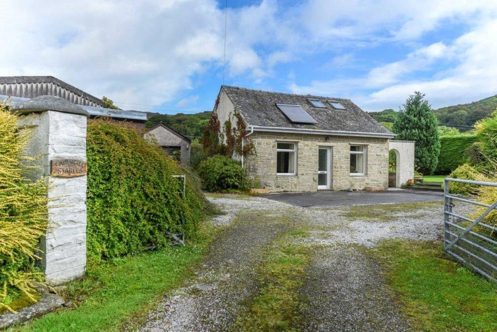 3 Bedrooms Detached House for sale in Cairngill Stables, Sandyhills, Dalbeattie, Dumfries and Galloway, DG5