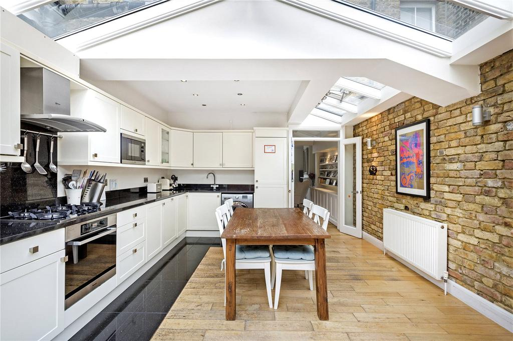 3 Bedrooms Terraced House for sale in Lewin Road, East Sheen, London, SW14