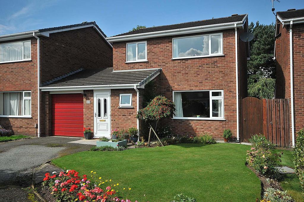 3 Bedrooms Link Detached House for sale in Portola Close, Grappenhall
