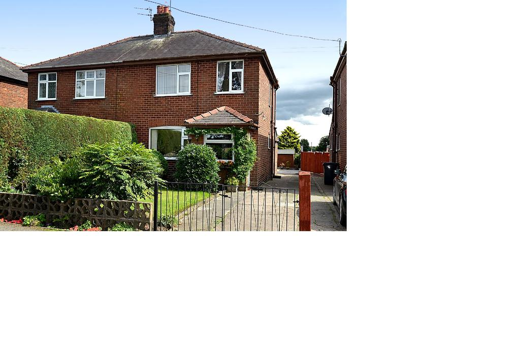 3 Bedrooms Semi Detached House for sale in Wheatsheaf Lane, Antrobus