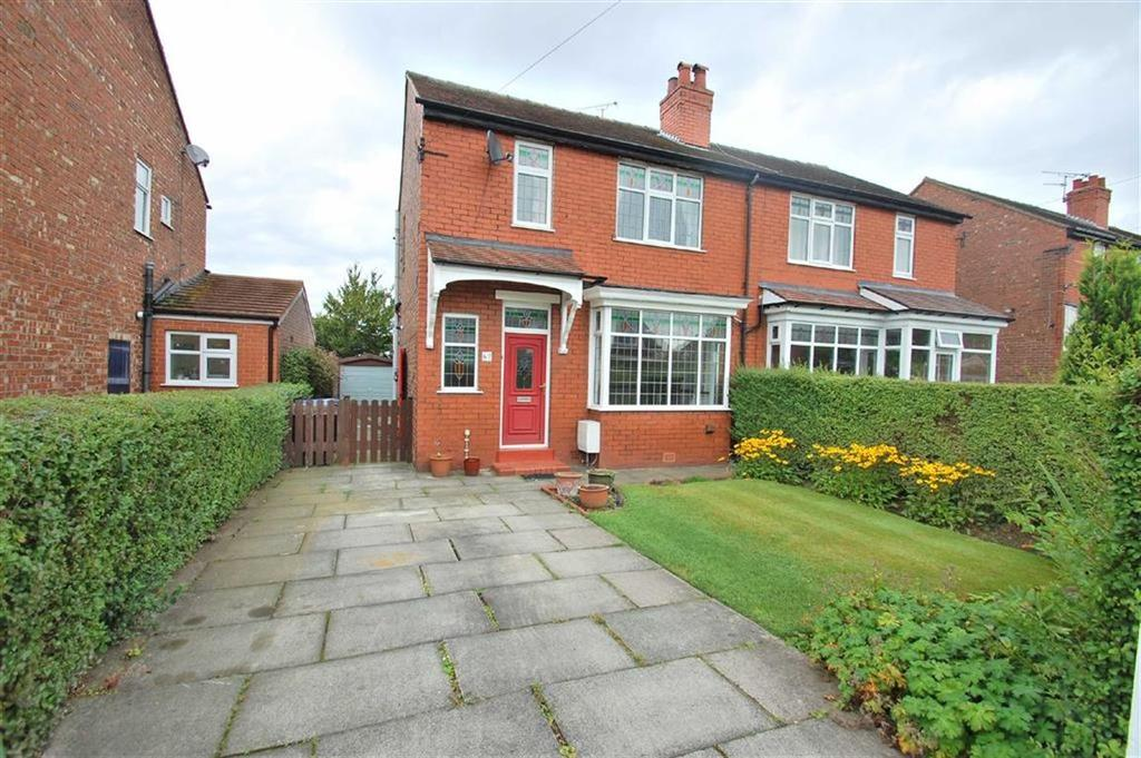 3 Bedrooms Semi Detached House for sale in Ack Lane West, Cheadle Hulme, Cheshire