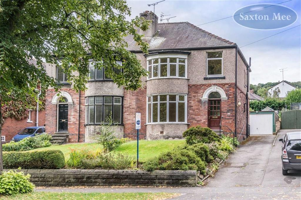 3 Bedrooms Semi Detached House for sale in Middlewood Road North, Oughtibridge, Sheffield, S35