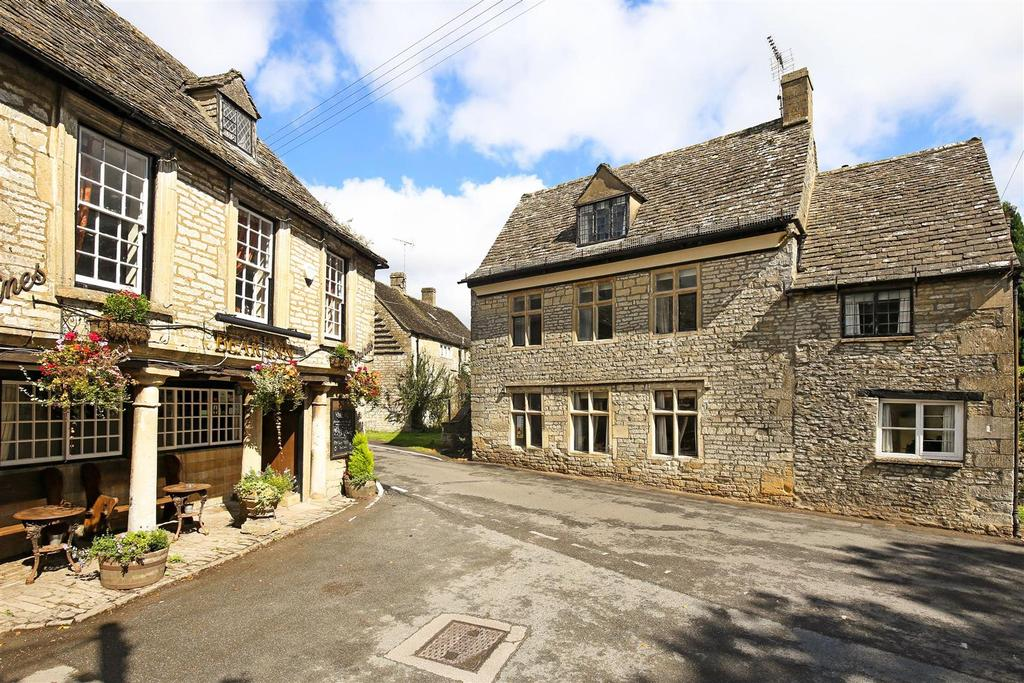 4 Bedrooms Detached House for sale in George Street, Bisley, Stroud