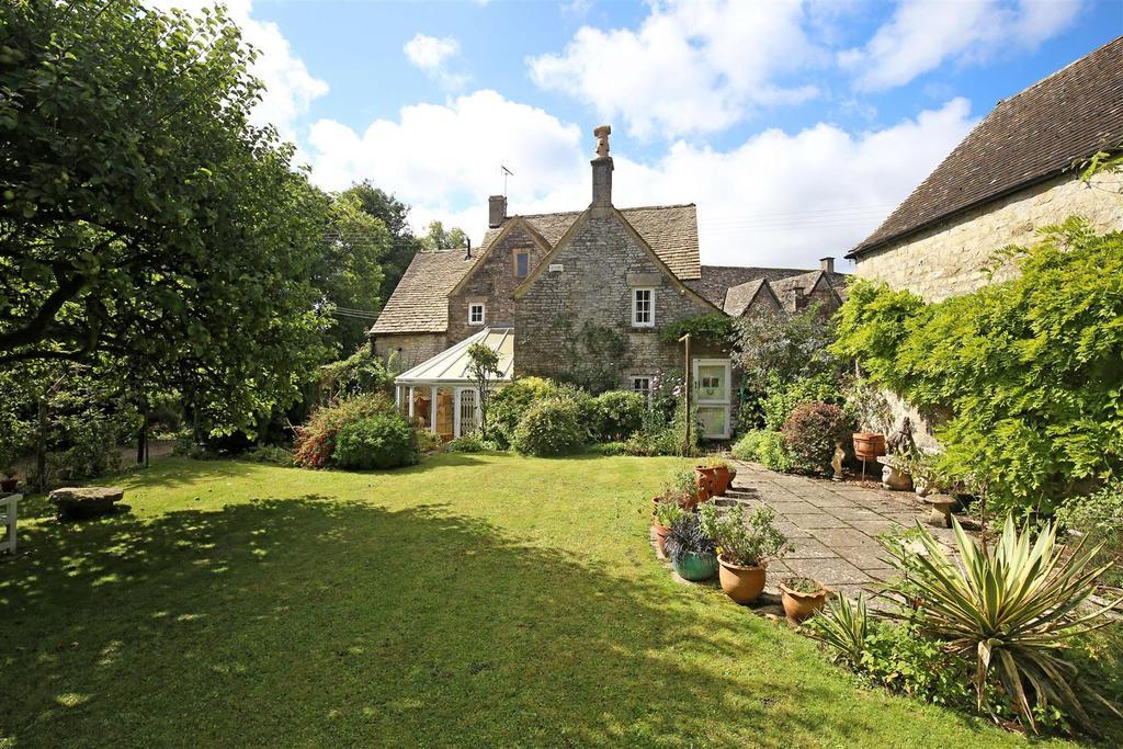 4 Bedrooms Detached House for sale in George Street, Bisley, Stroud