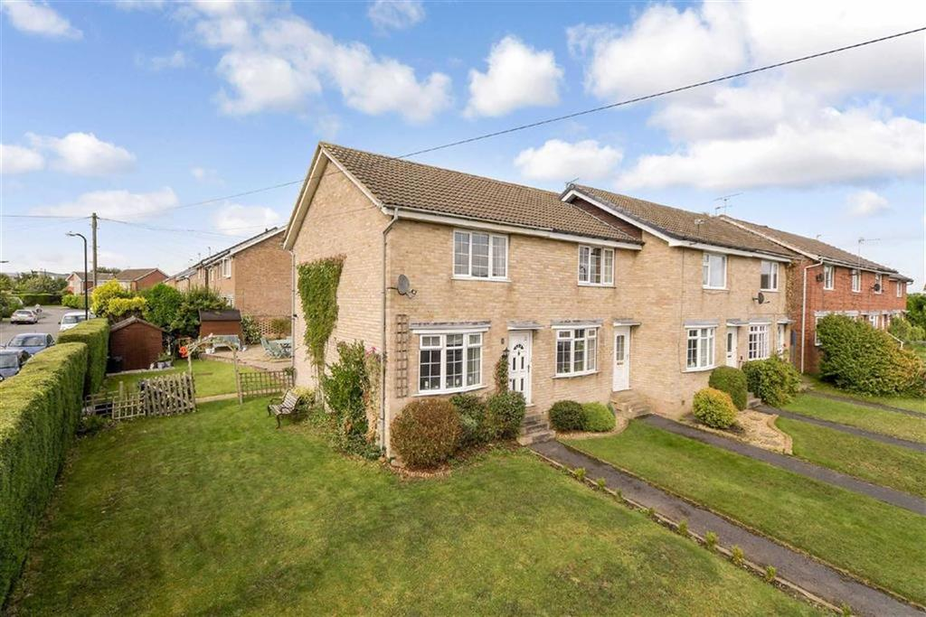 2 Bedrooms End Of Terrace House for sale in Delamere Crescent, Harrogate, North Yorkshire