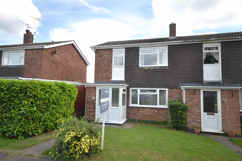 3 Bedrooms End Of Terrace House for sale in Rutland Way, Ryhall, Stamford