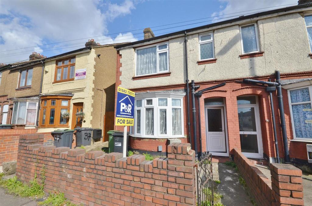 2 Bedrooms End Of Terrace House for sale in Kingsway, Luton