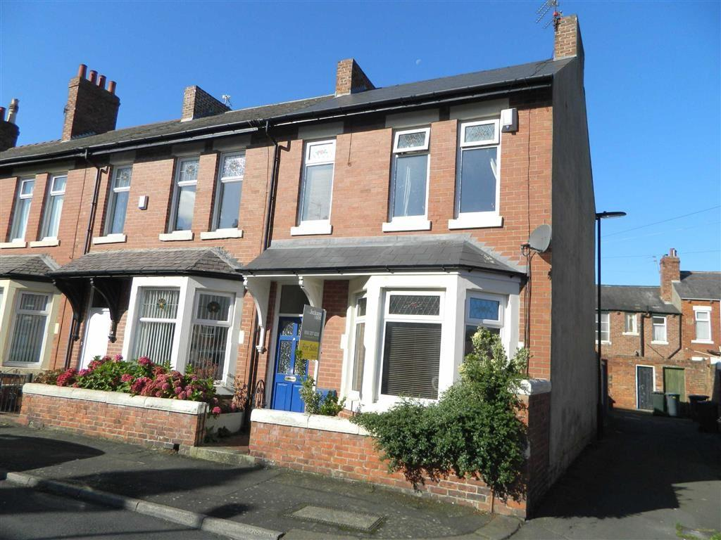 3 Bedrooms Terraced House for sale in Kensington Gardens, North Shields, Tyne And Wear, NE30