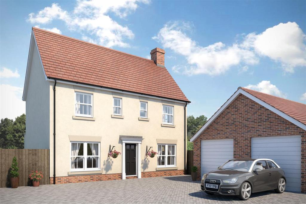 5 Bedrooms Detached House for sale in Aldrich Close, Kirby Cross
