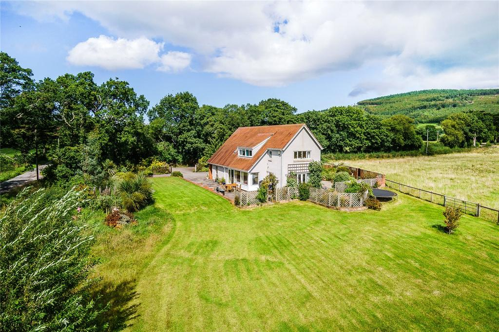 4 Bedrooms Detached House for sale in Rhuallt, St Asaph, Denbighshire, LL17