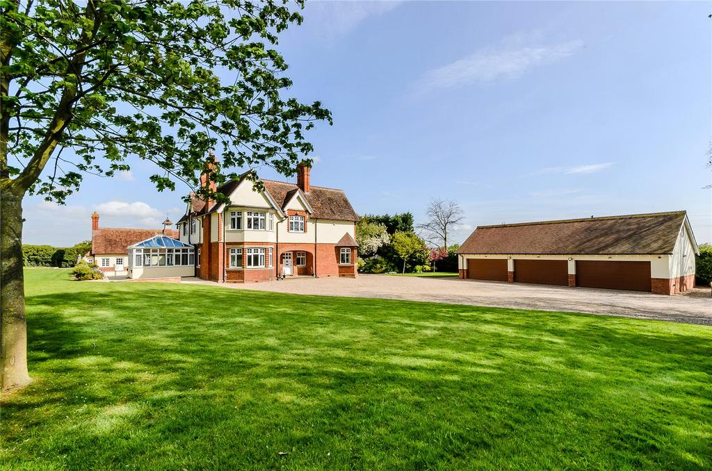 6 Bedrooms Detached House for sale in Welford Road, Chapel Brampton, Northamptonshire, NN6