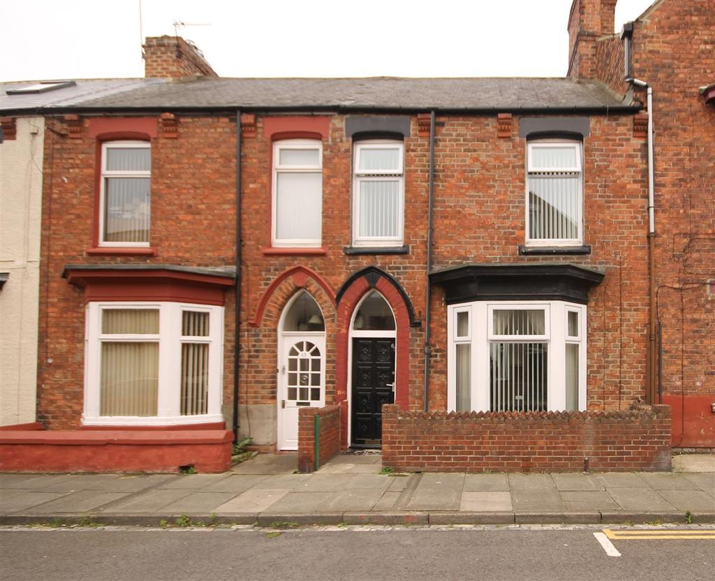 3 Bedrooms Terraced House for sale in Osborne Road, Hartlepool