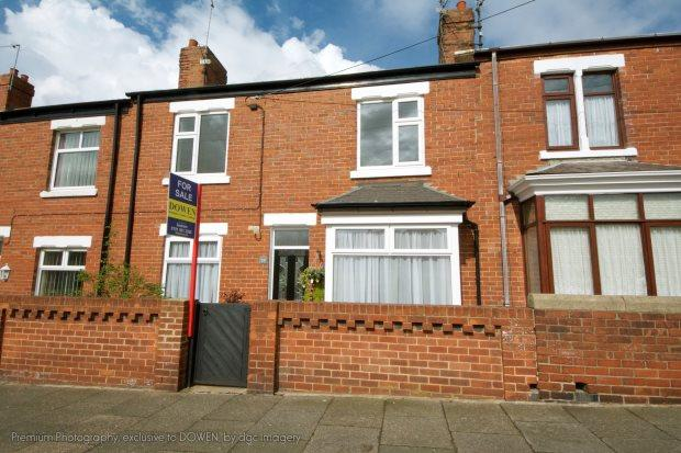 2 Bedrooms Terraced House for sale in STATION ROAD, SEAHAM, SEAHAM DISTRICT