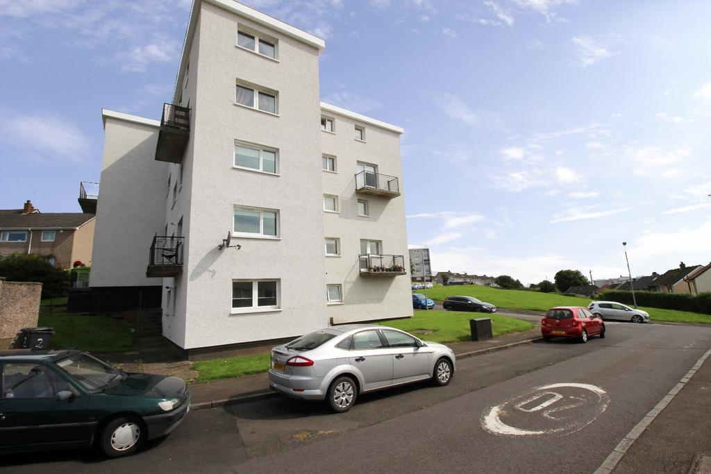 1 Bedroom Flat for sale in 26/2 Fisher Crescent, Hardgate, G81 6AE
