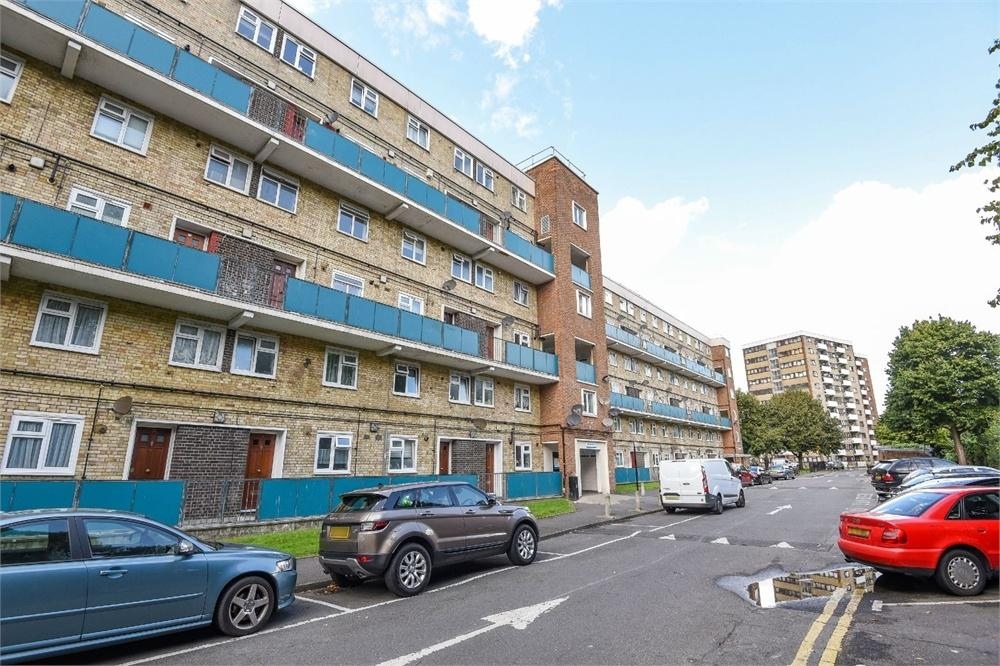 2 Bedrooms Flat for sale in Matson House, Slippers Place, Bermondsey, SE1