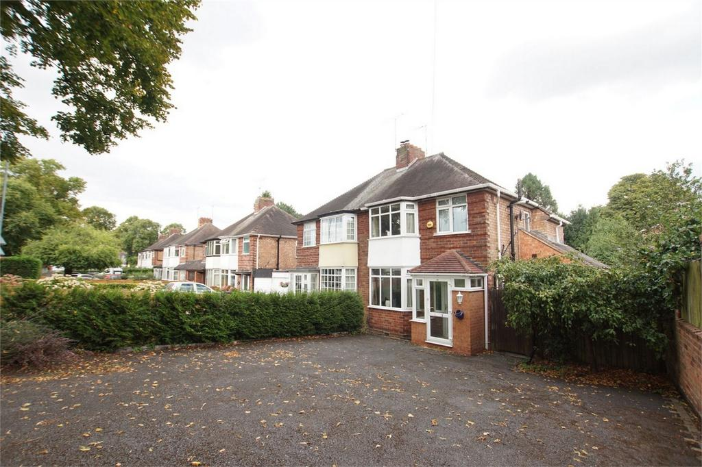 3 Bedrooms Semi Detached House for sale in Charles Street, Warwick
